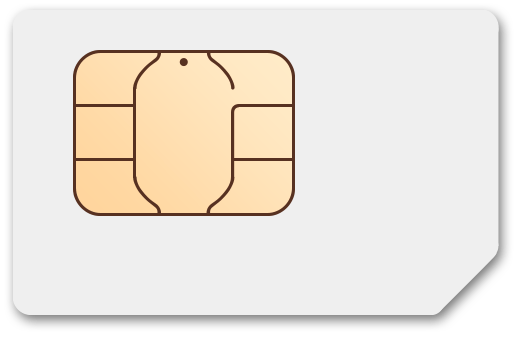 $10.00 Simple Mobile® Prepaid Wireless SIM Cards