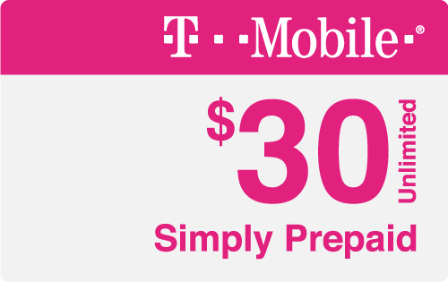 How To Get The T-Mobile $30 Plan and Save Money Every Month. I just went online and ordered the t-mobile sim card. A customer rep came on over chat and was very helpful and sent me the correct link for the sim card as well as the code SIMDEAL to get if for $no shipping. Information provided on Debt RoundUp is for informational.