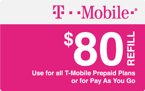 T-Mobile Prepaid > Online Pay Bill