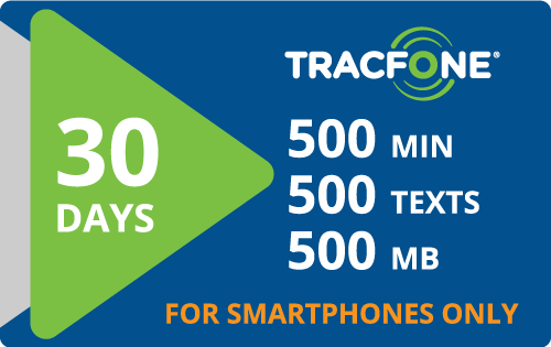 $15.00 Tracfone® Refill Minutes Instant Prepaid Airtime